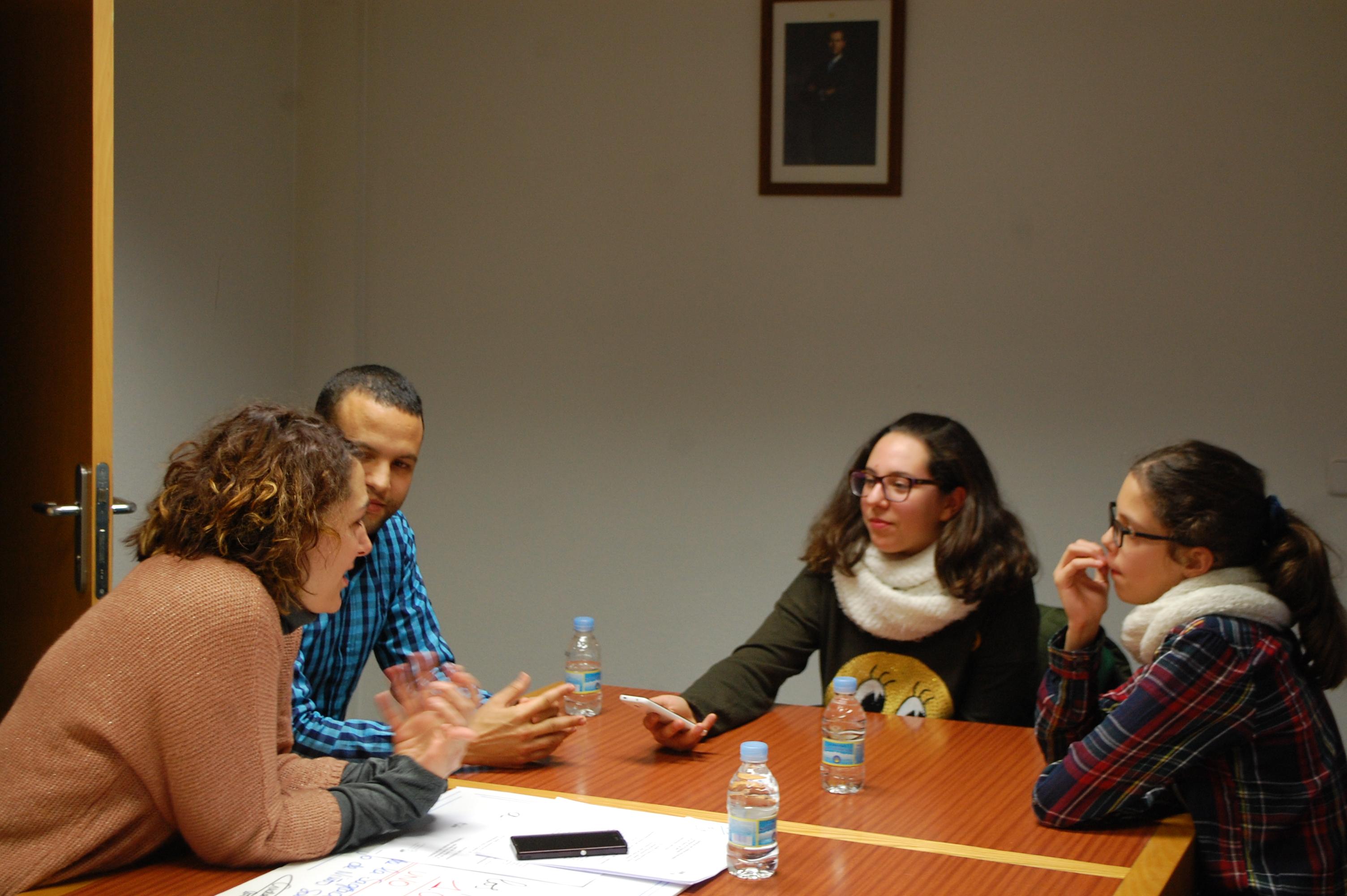 CIBERCARBA presente en el Consejo de Niños Solidario. Entrevistamos a una de las entidades beneficiadas. La Casa Escuela Santiago 1
