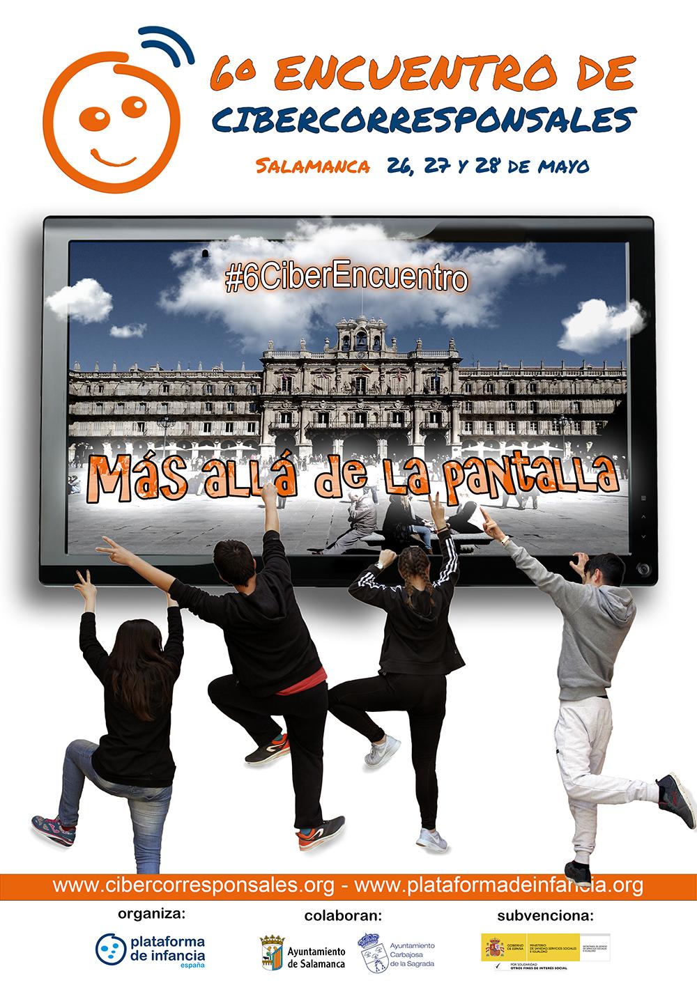 Encuentro de Cibercorresponsales en Salamanca
