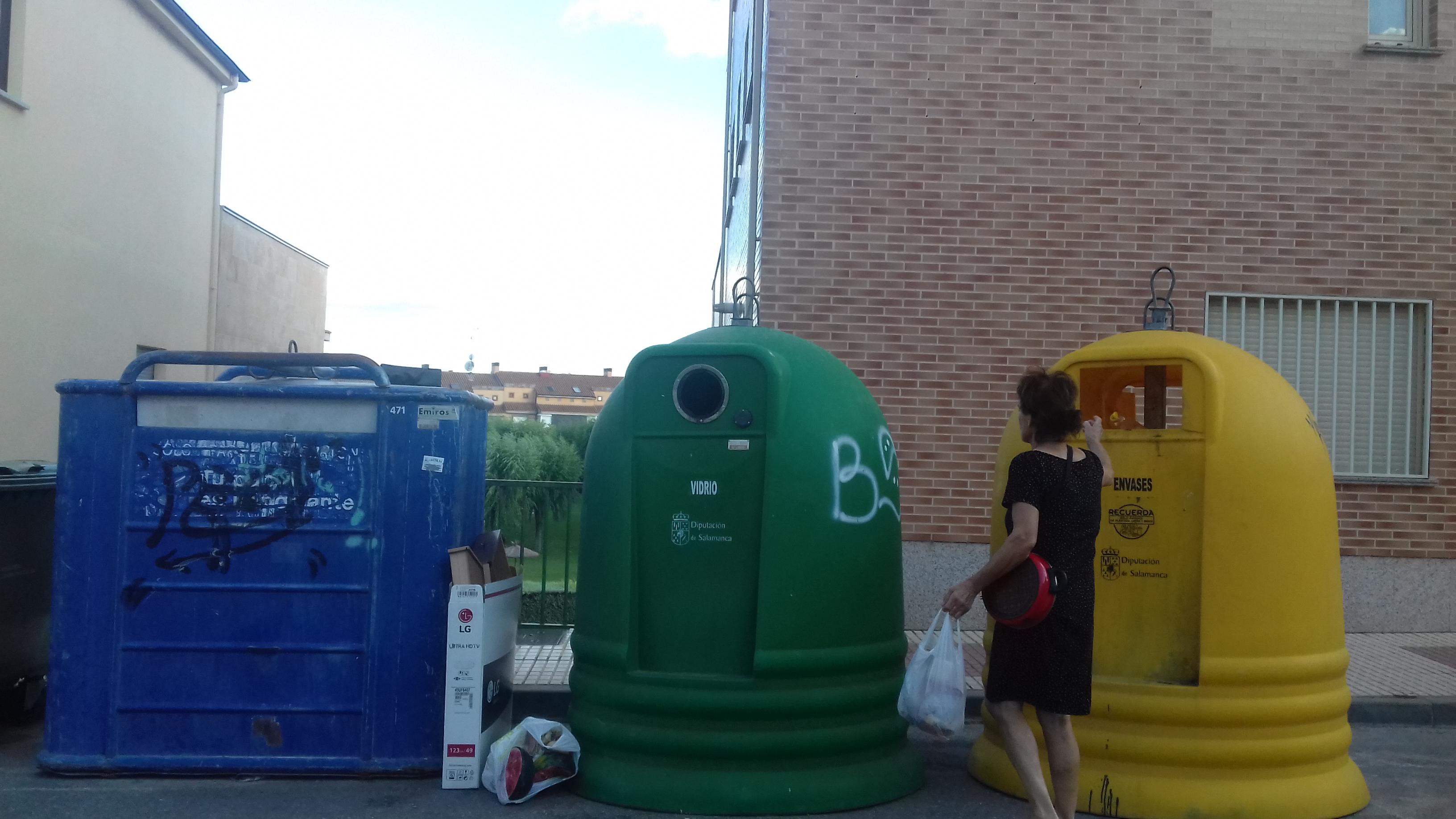 La Importancia de Reciclar. En Cibercallejeros