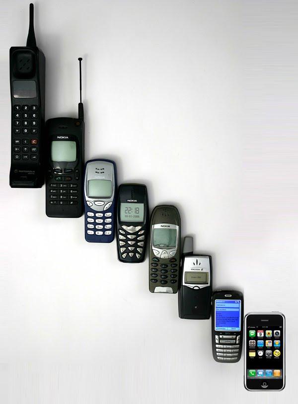 CiberCallejeros: La evolución de la comunicación