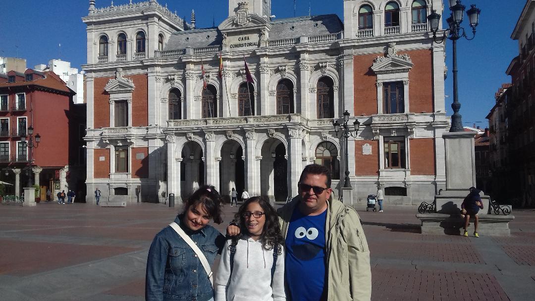 Cibercarba en Valladolid