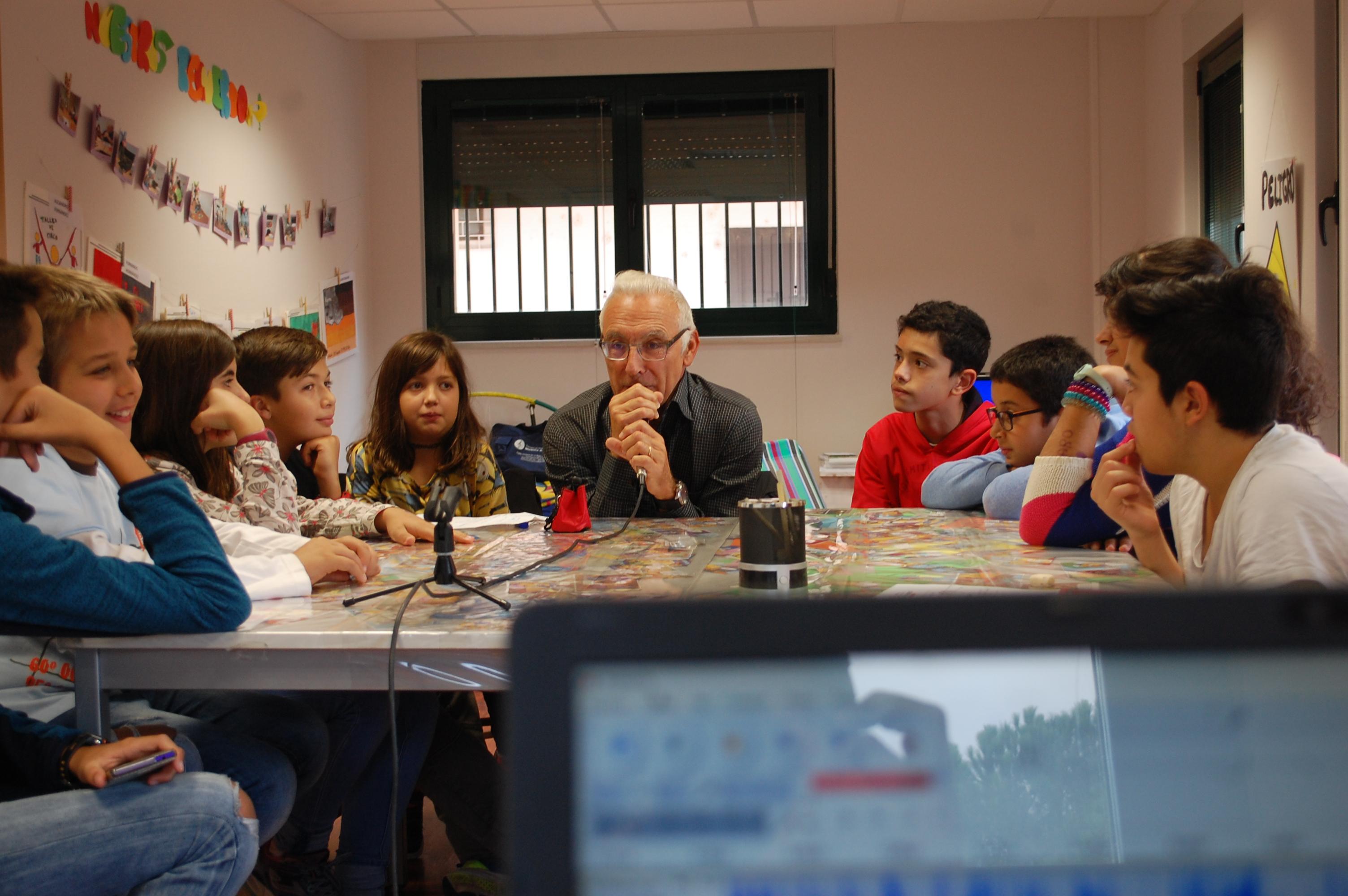 Entrevista a Victor Ventosa director de los grupos de Teatro Albhonda
