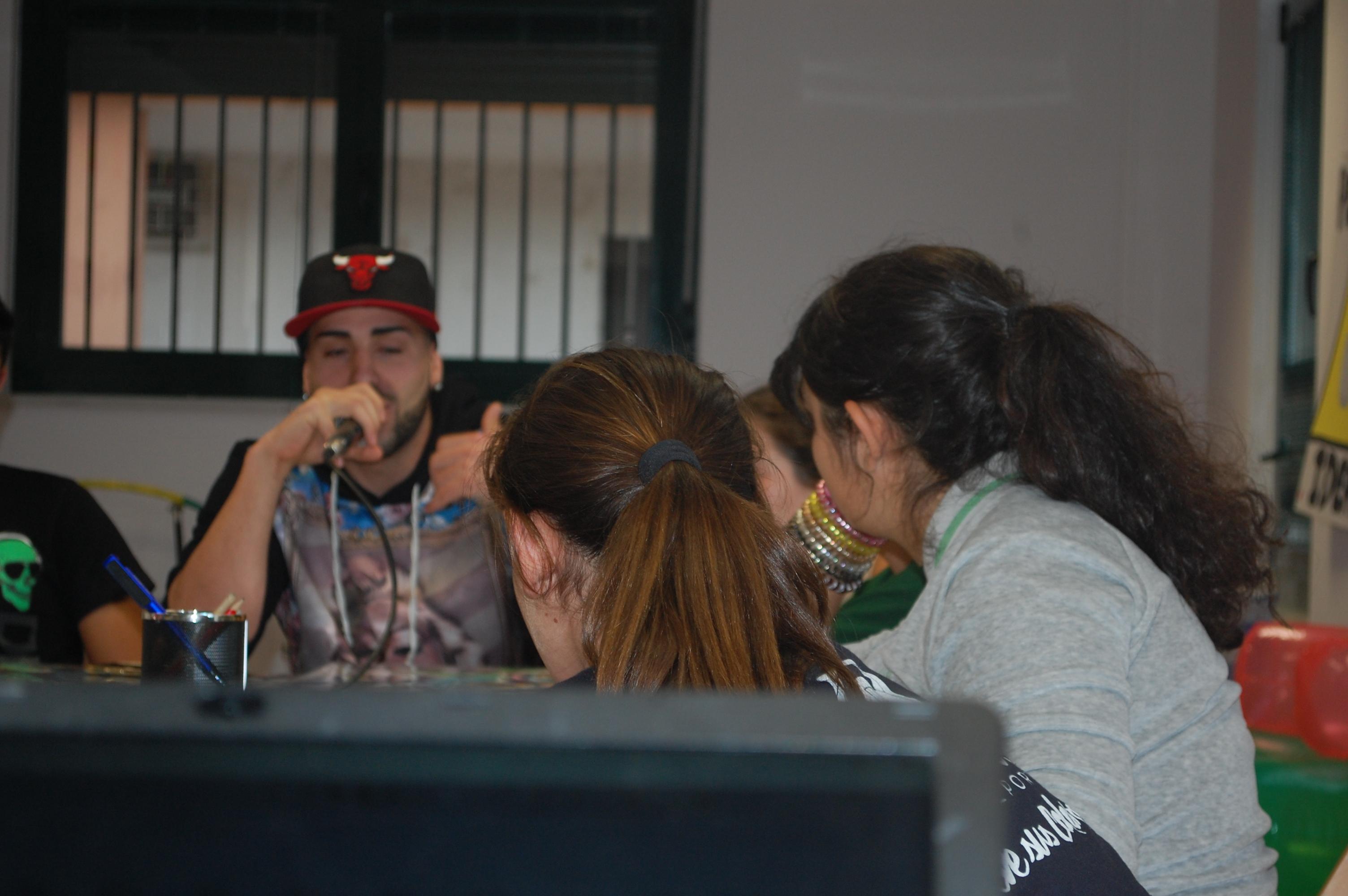 En CiberVoz entrevistamos a  Boticheli rapero salamantino