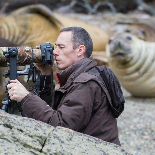 Entrevistamos a Orcar J. González Fotógrafo-Biólogo