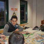 Cibervoz. Chuchi Campeón de España de Escalada universitaria