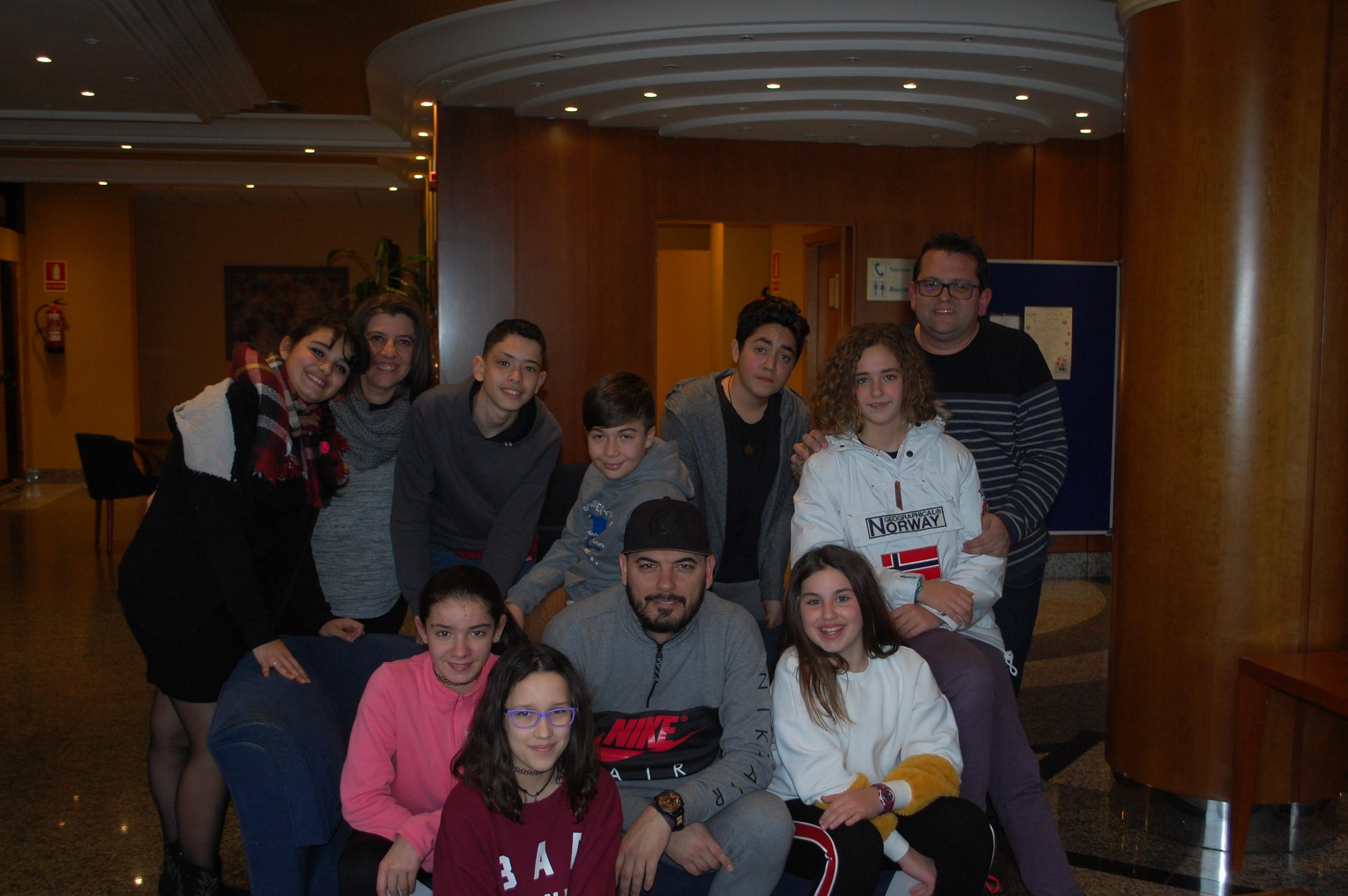 ¡¡GRACIAS !!  DeMarco Flamenco en CiberVoz