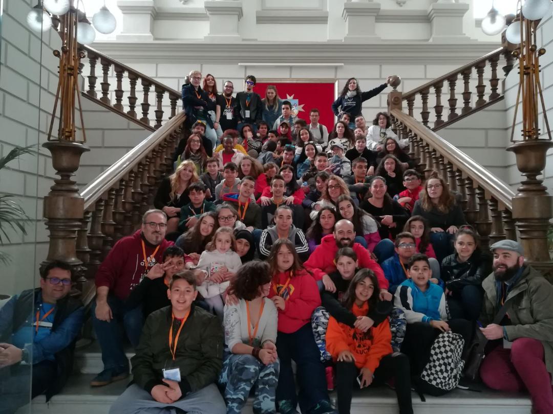 #7ºCiberEncuentro. Alcázar de San Juan