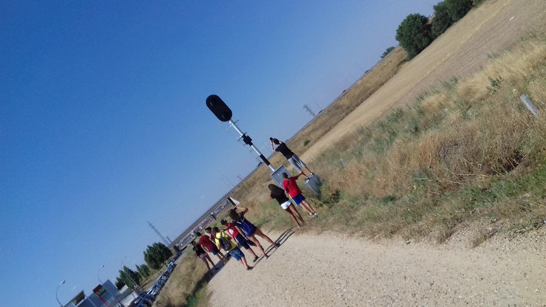 Rallye fotográfico , En CiberVerano