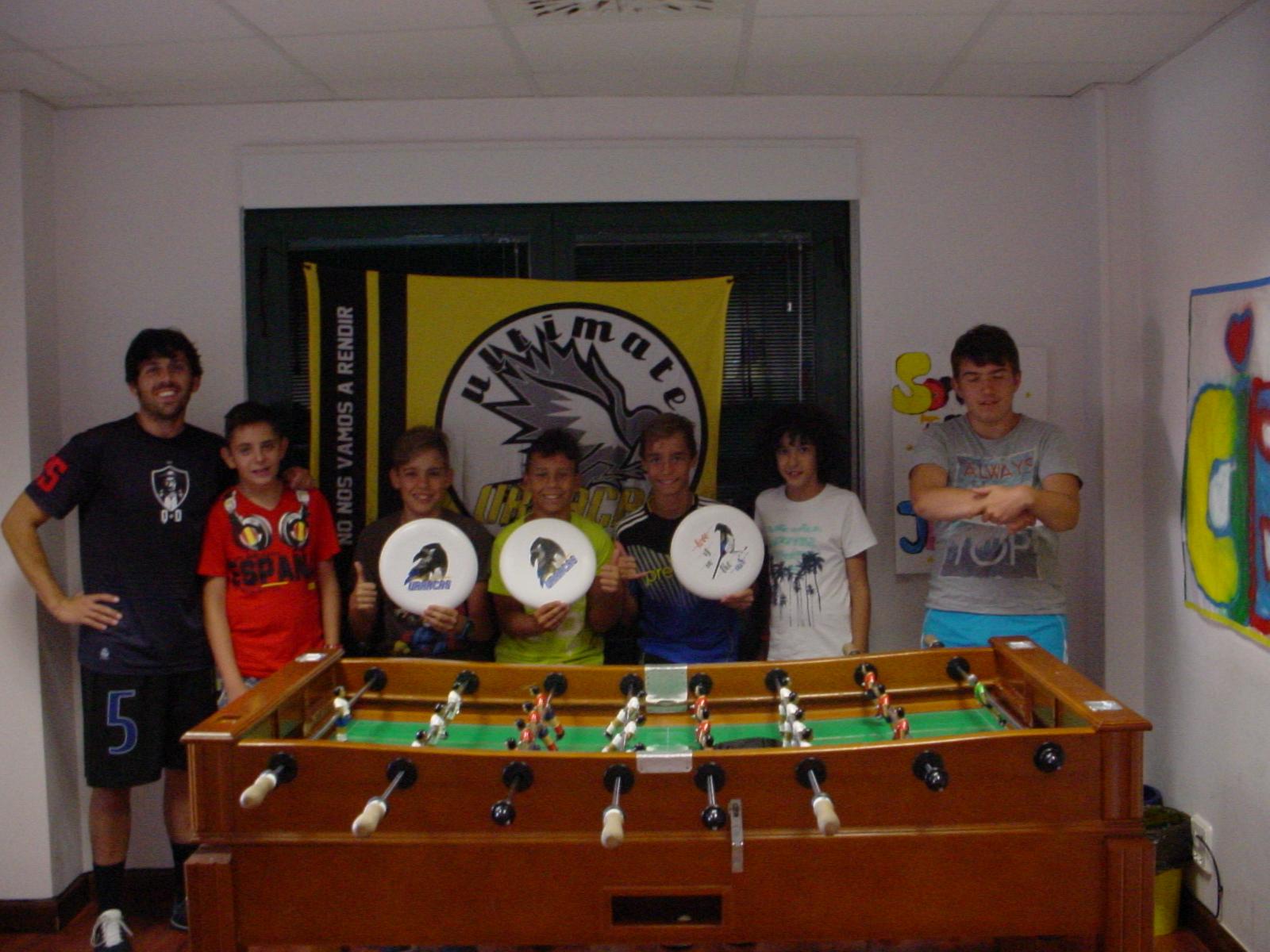 En CiberVoz conocemos el Ultime Frisbee con José de Urracas Ultime