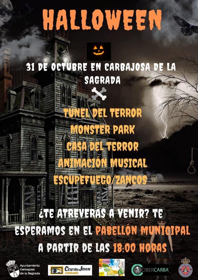 Fiesta de Halloween ¡¡ANIMATE!!