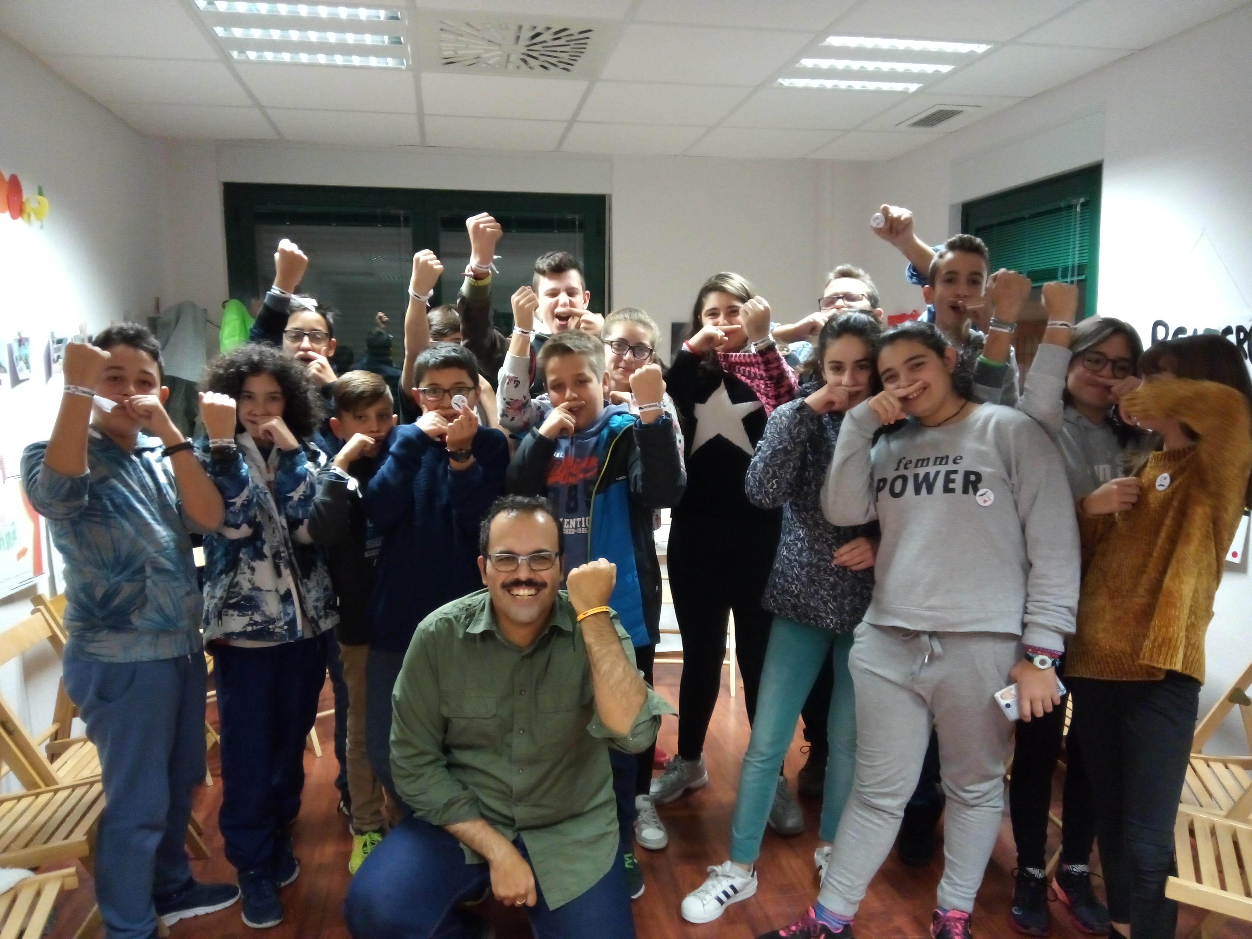 Conocimos a Movember Charro en Cibervoz