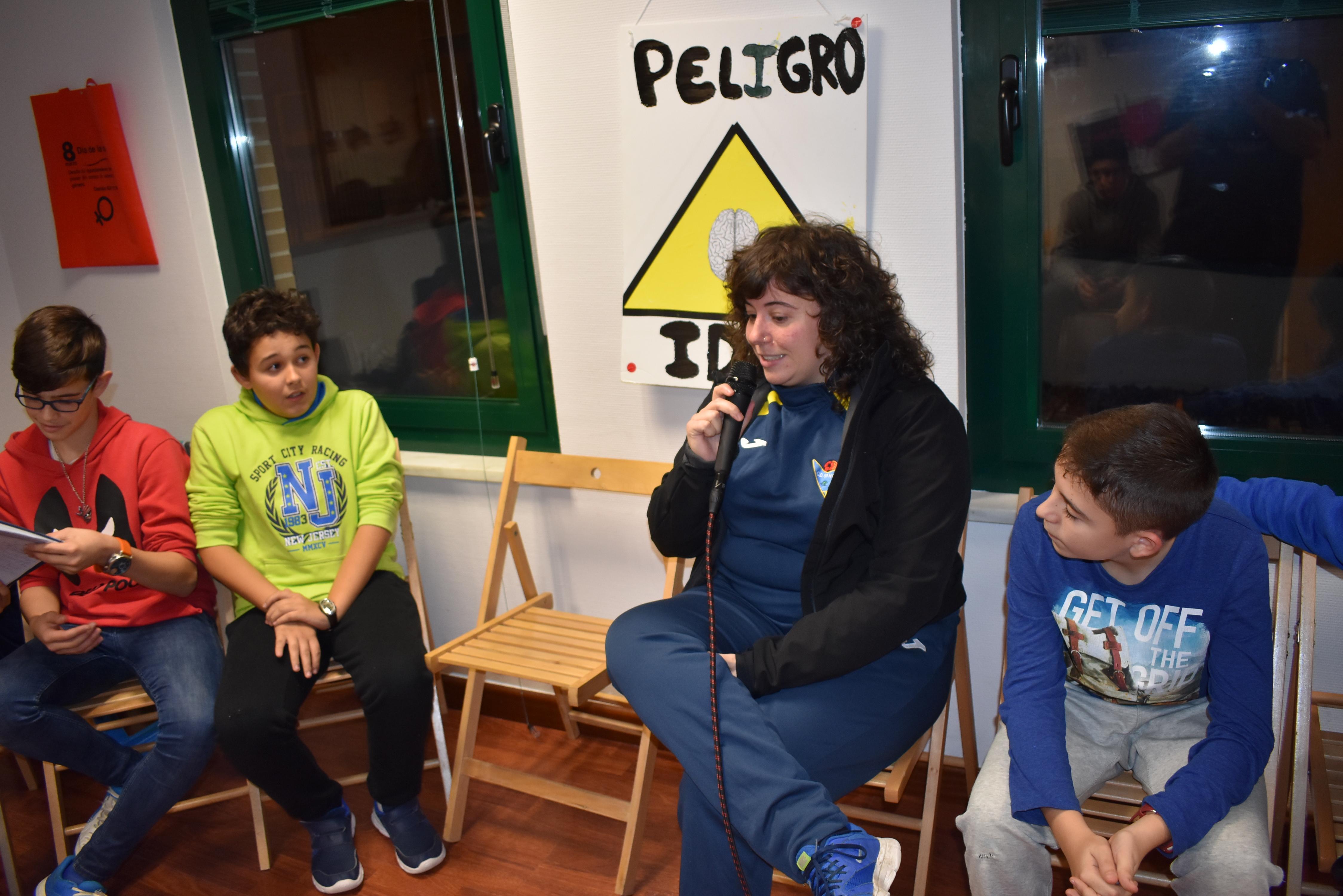 Marta Casas en Cibervoz