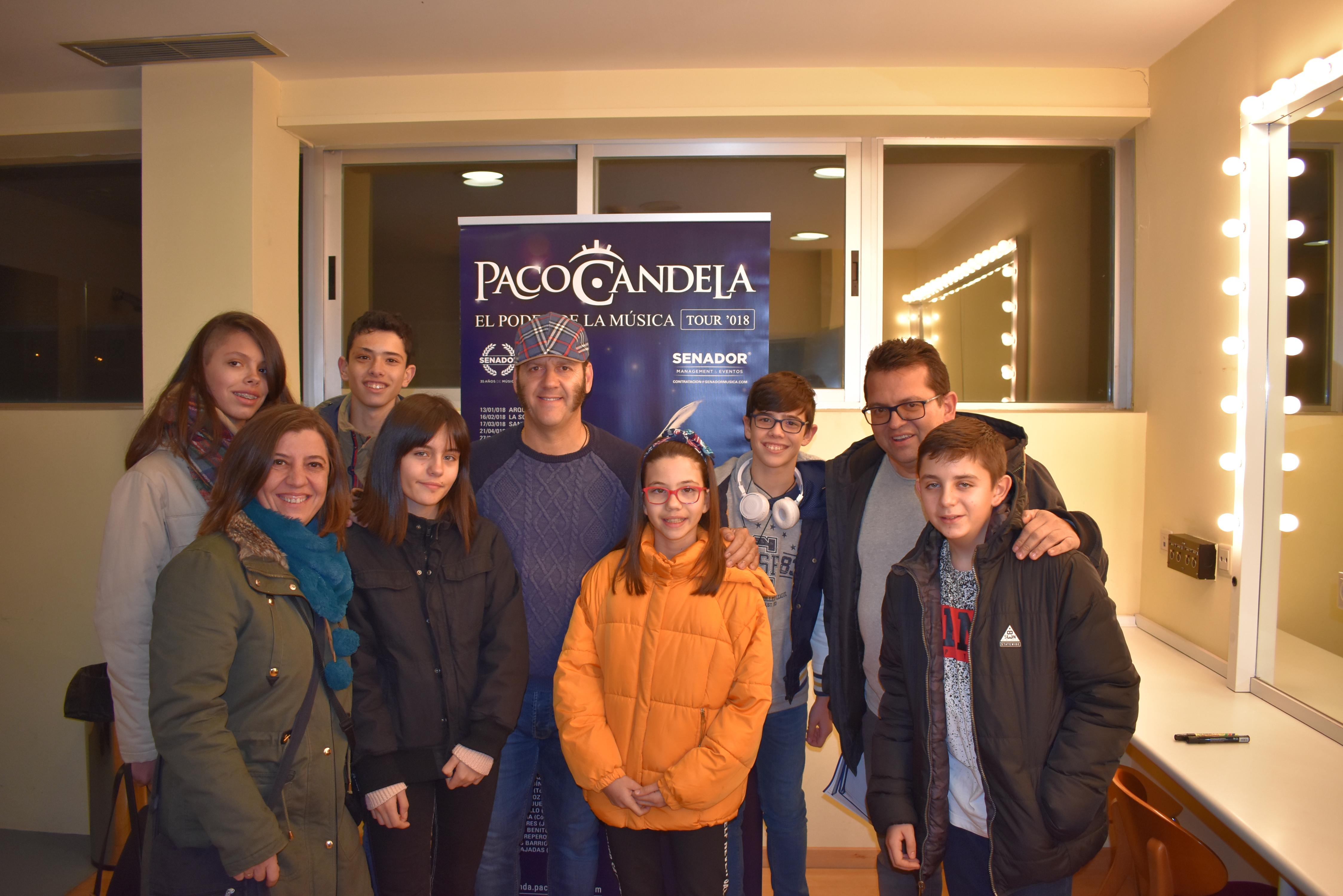 Entrevista a Paco Candela