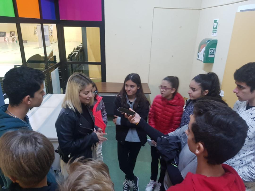 Entrevista a Viky Gómez bailarina y coreógrafa