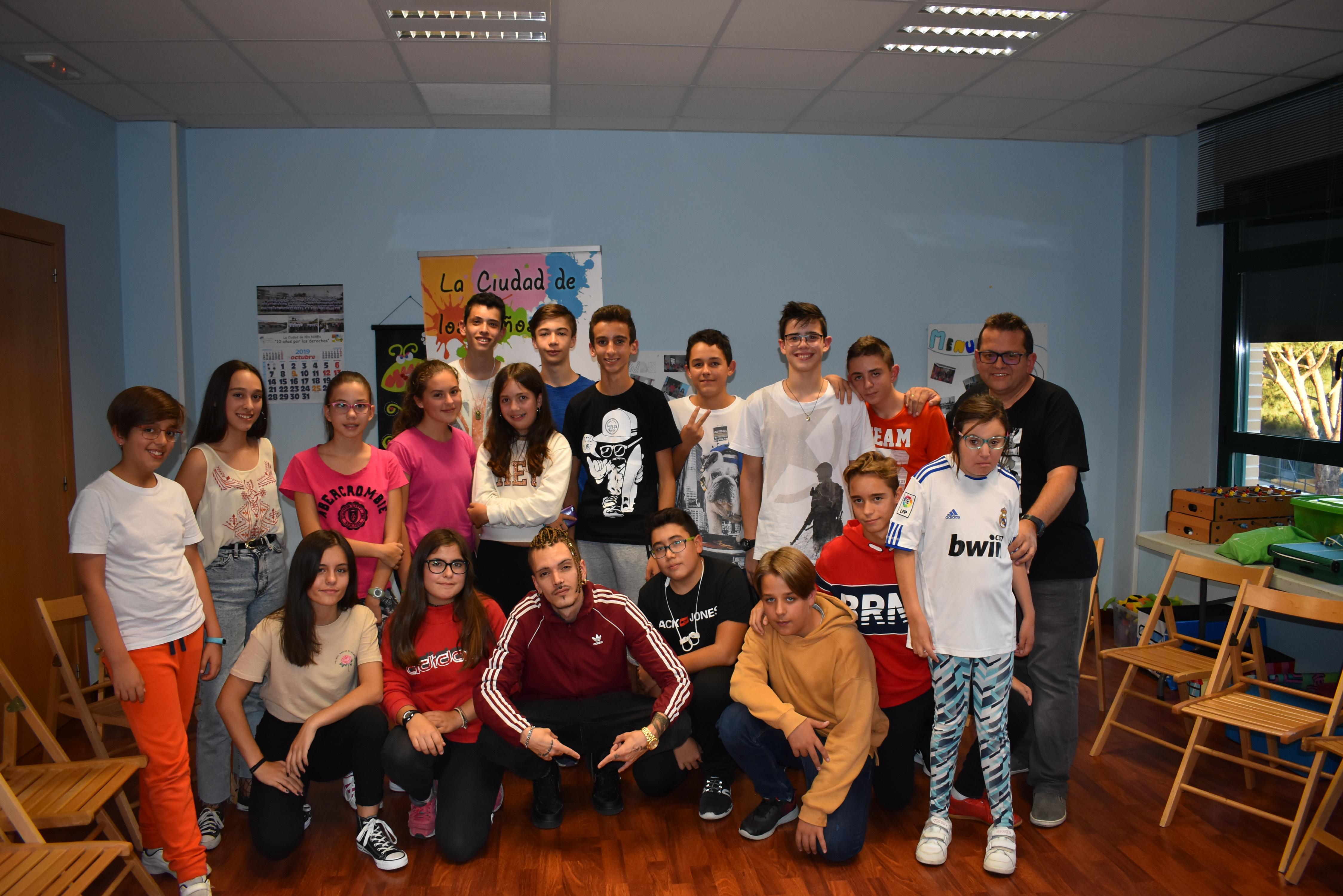 Recordando la entrevista a BLAKE en CiberVoz (16 Oct)