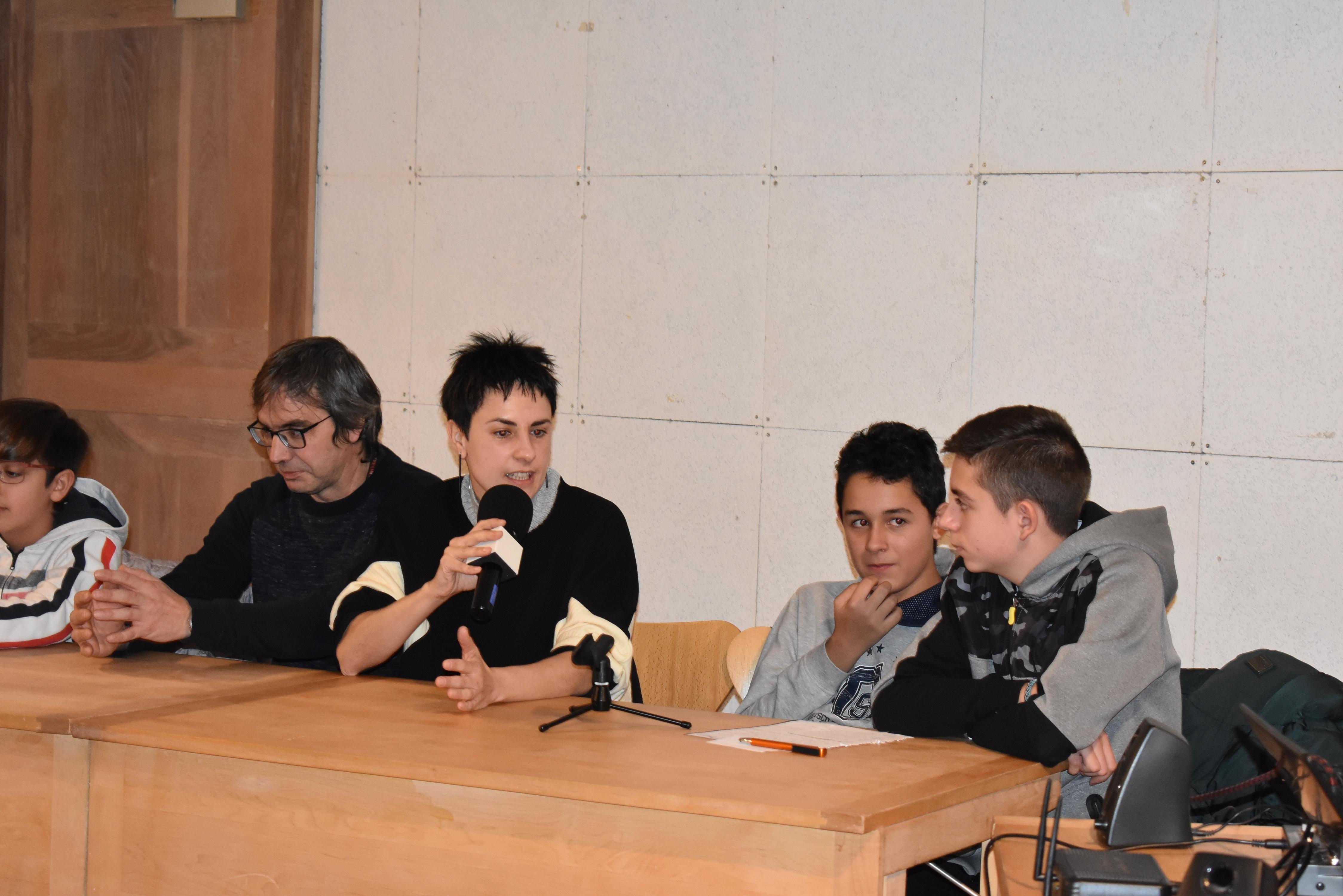 Entrevista a Carioca y Juanvi dos  apasionados creativos de la literatura infantil. Miembros de La Sal, impulsora del  I Salón del libro infantil y juvenil