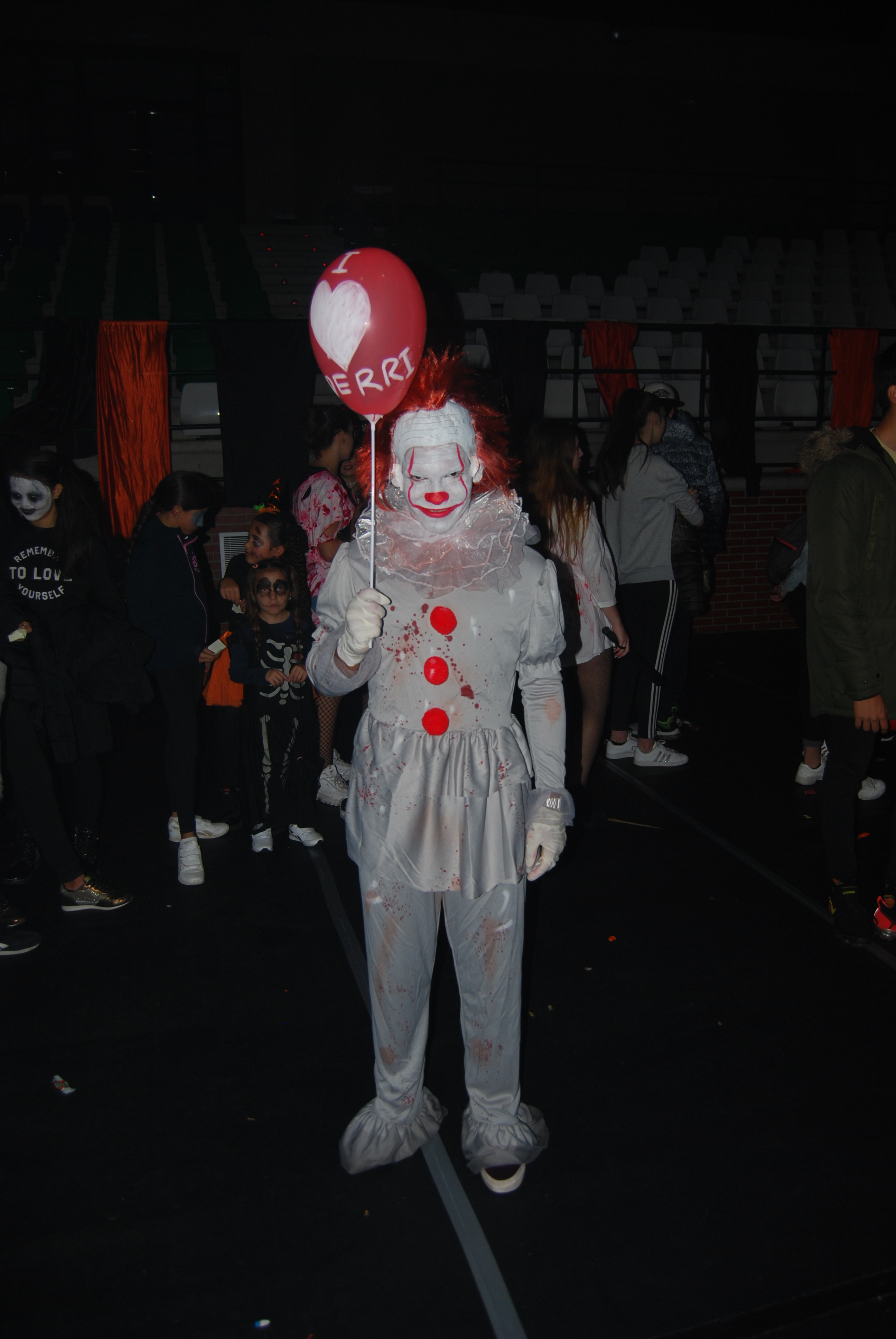 Fiesta de Halloween en Carbajosa.