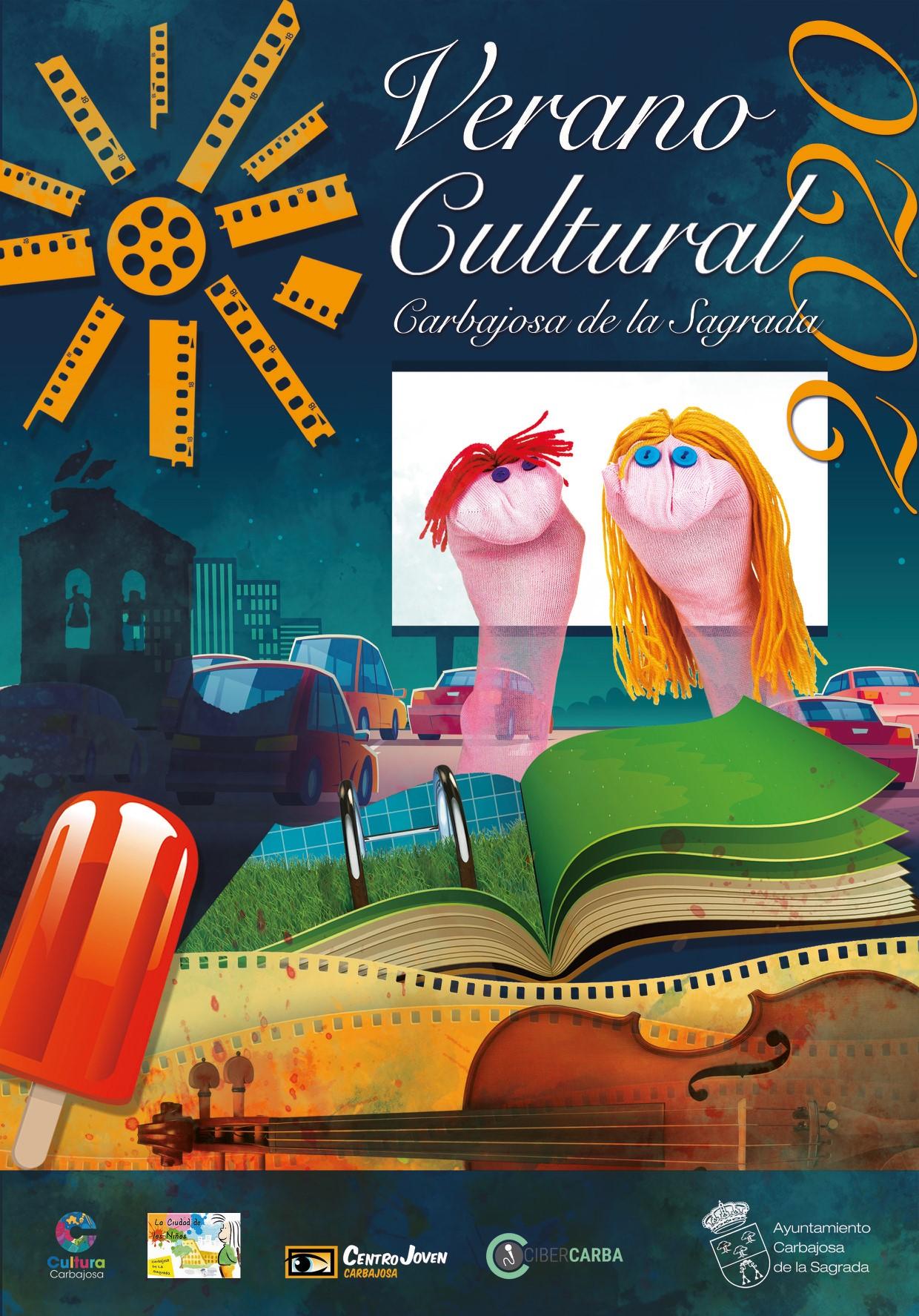 Verano cultural de carbajosa 2020 ¡¡participa!!