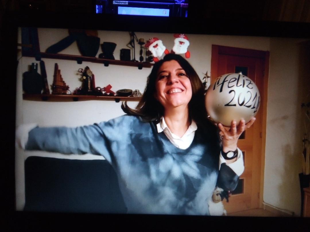 ¡feliz año nuevo!  video pasa la bola. gracias por participar  en esta inciativa de cibercarba