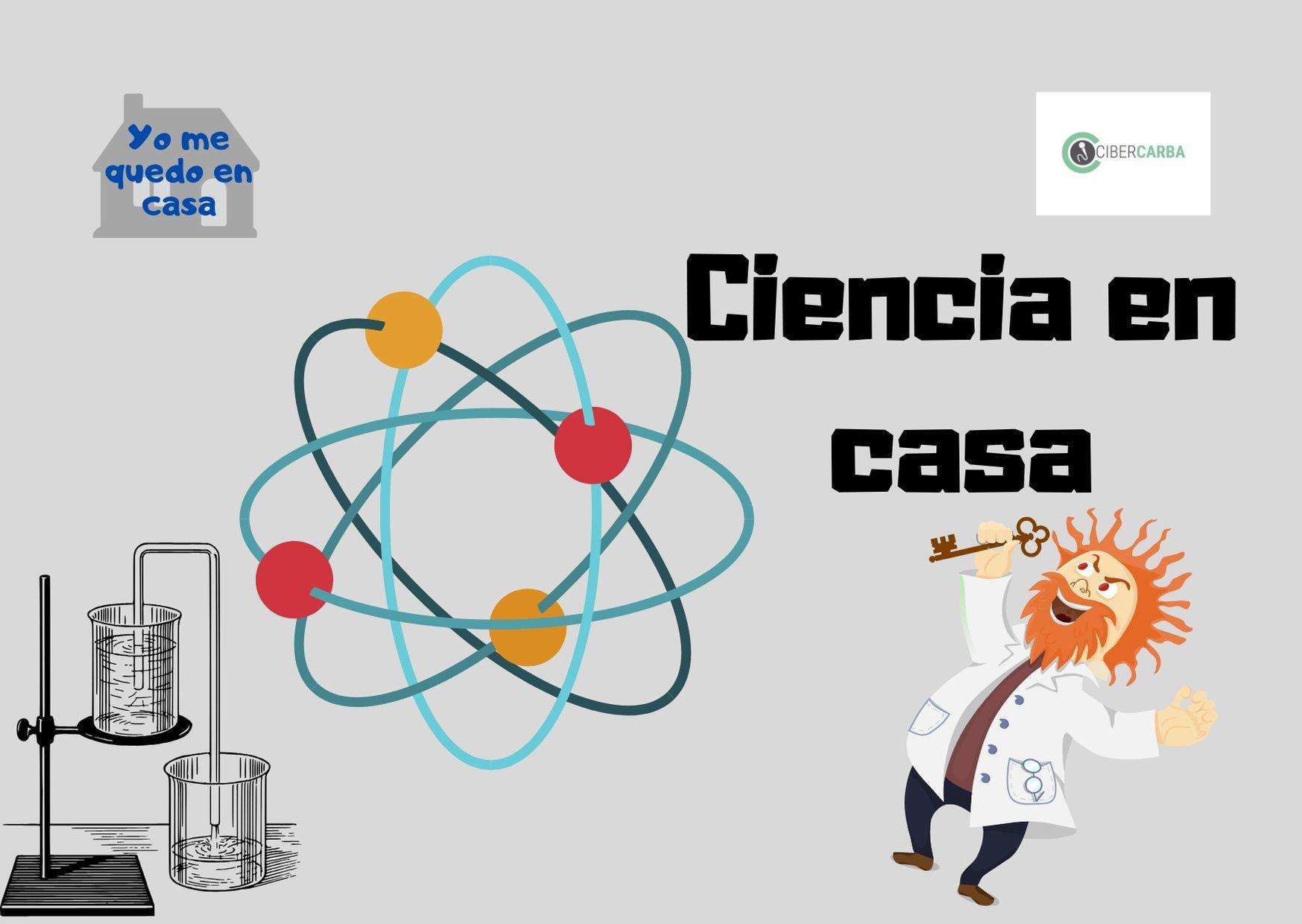 Ciencia en casa