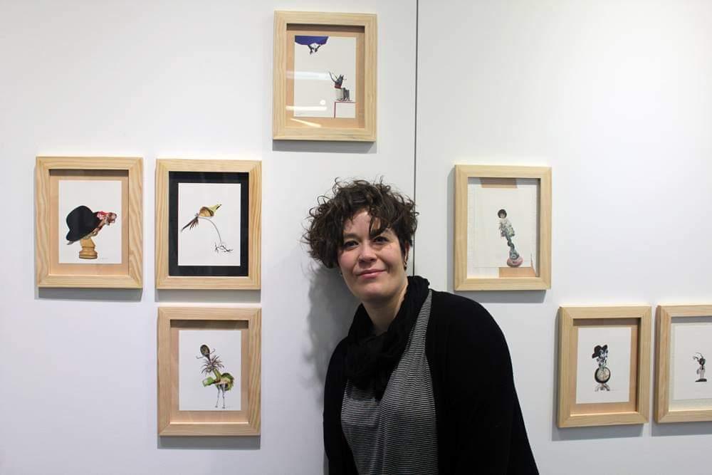 Entrevista a pilar vega autora de la exposición : Mujeres que cambiaron la historia