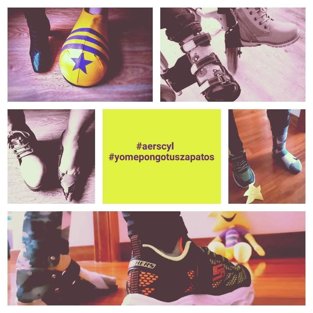 #yomepongotuszapatos  #aerscyl