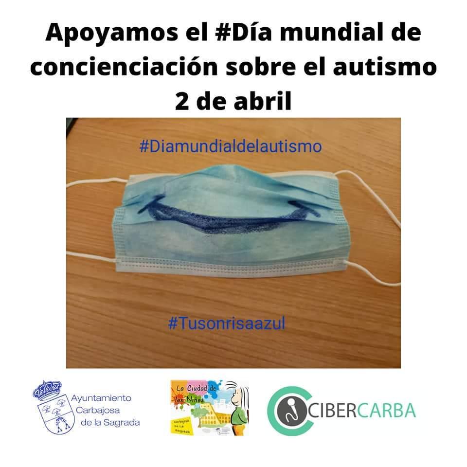 Apoyamos el Dia mundial de concienciación sobre el autismo