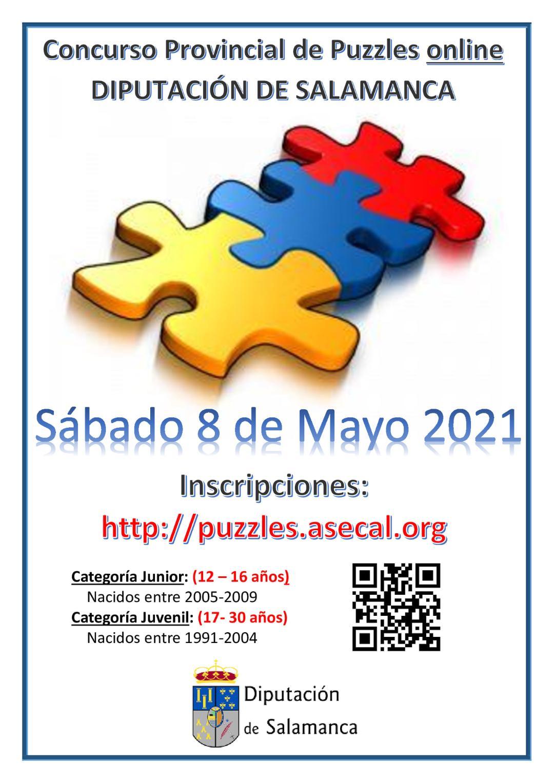 apuntate al concurso de puzzles on line