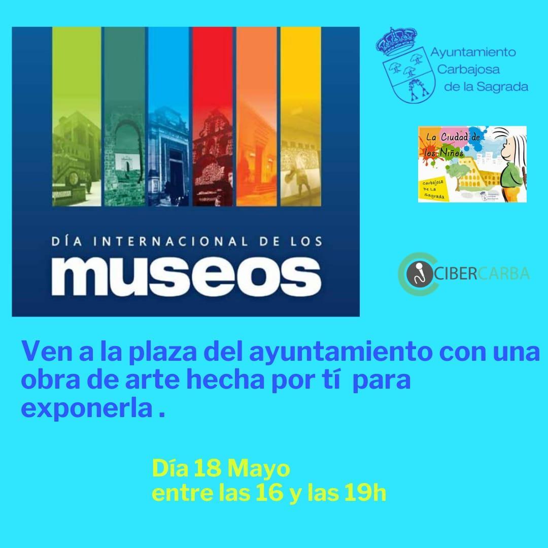 Día de los museos. 18 DE MAYO